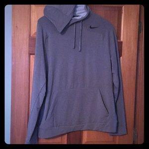 Men's Nike dry fit hoodie